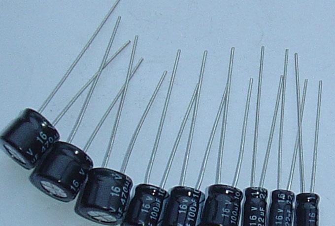 电容针回收